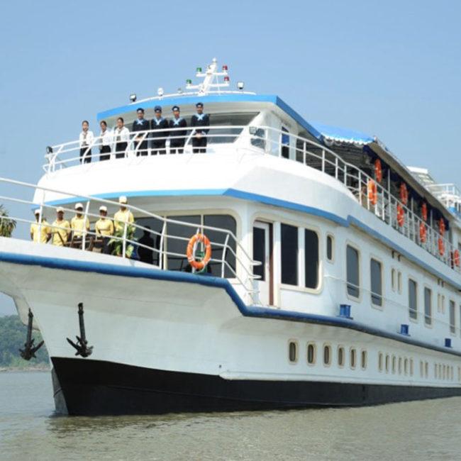 Brahmaputra Cruise Tour
